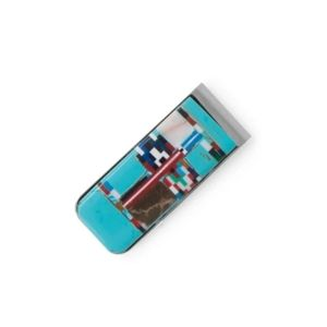 Stainless Steel Multi-Color Money Clip